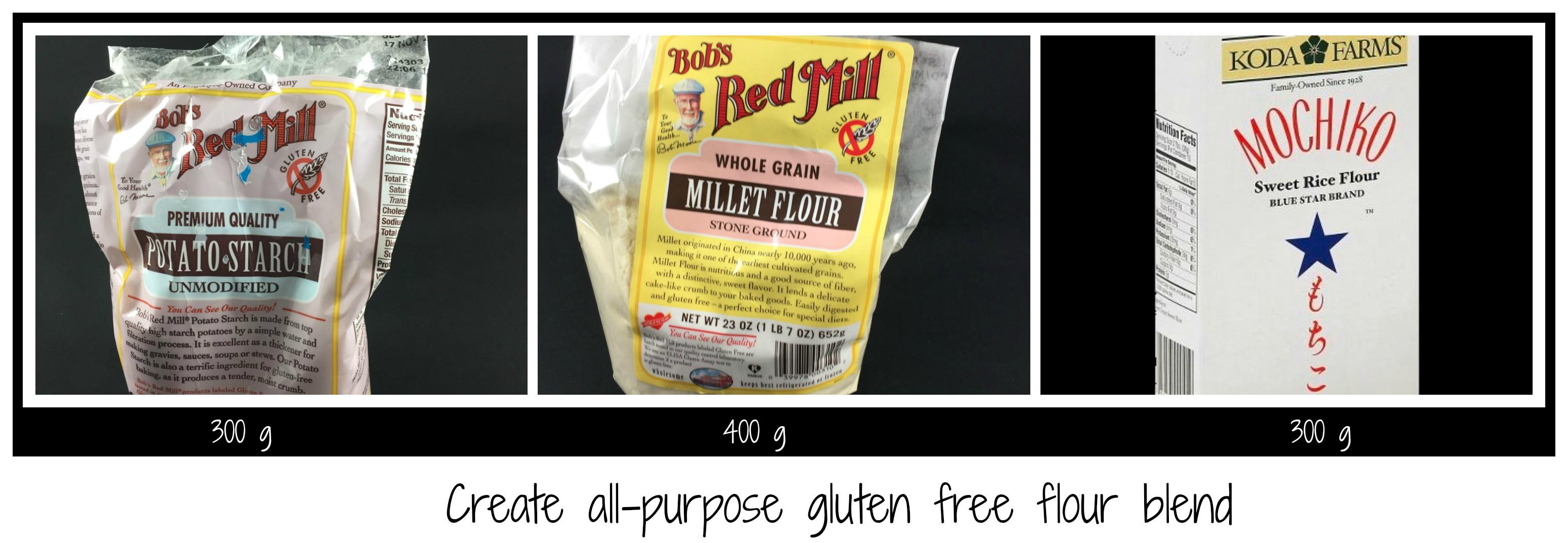 Picture of All-purpose Gluten Free Flour Blend Recipe