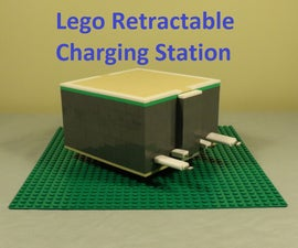 Lego Retractable Charging Station