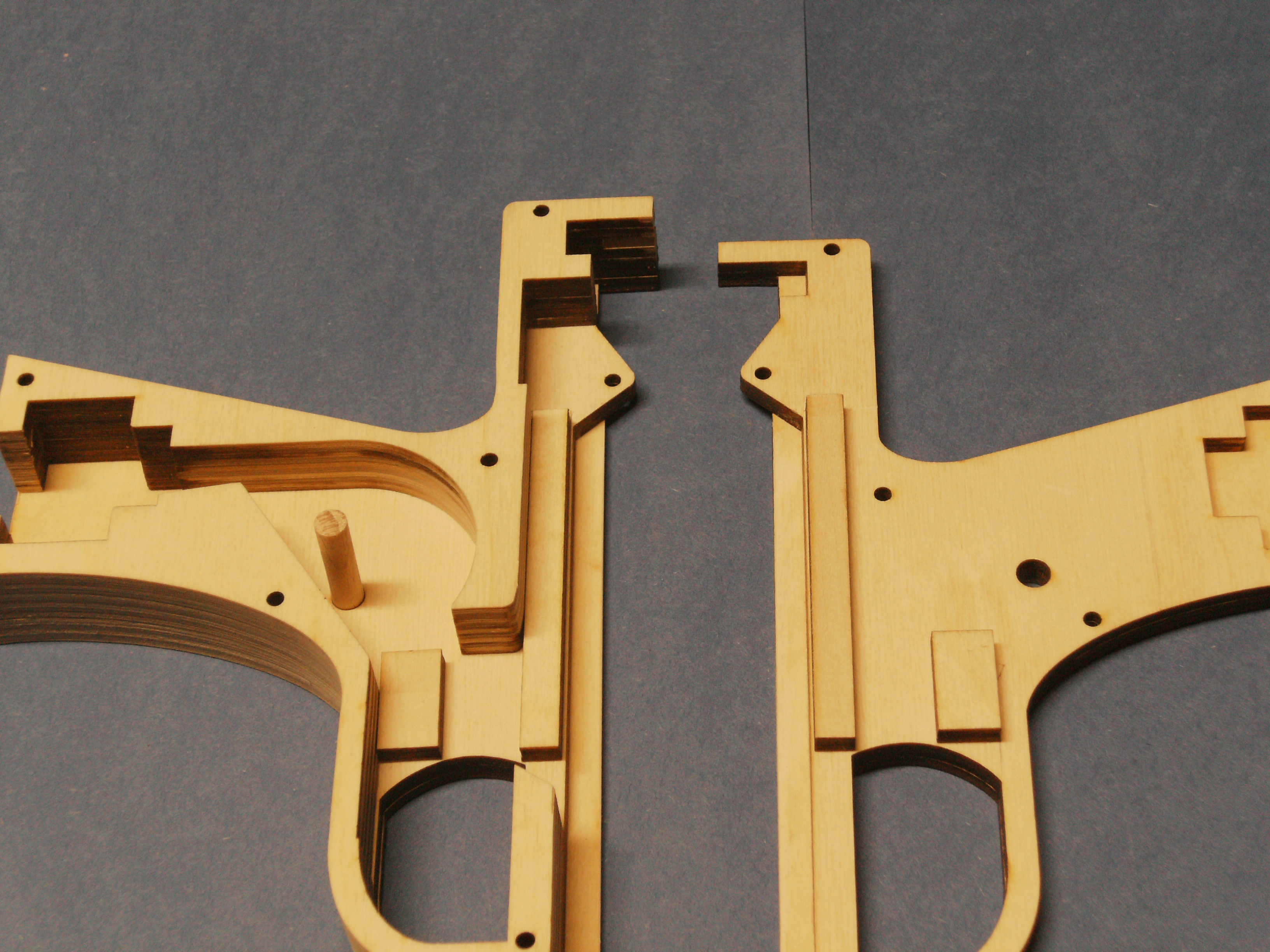Picture of Building the Grip Frame