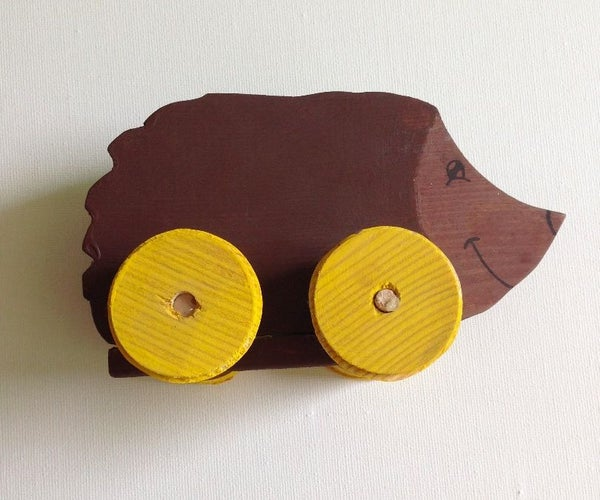 How to Create a Wooden Toy