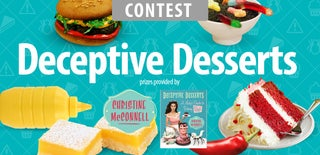 Deceptive Desserts Contest