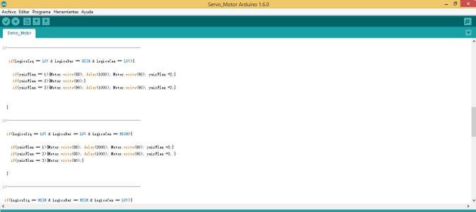 Programmation /Programación