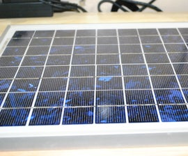 Battery Less Powerful Solar Charger
