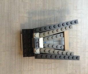 LEGO Suit Vault