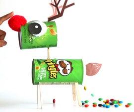 Candy Pooping Reindeer