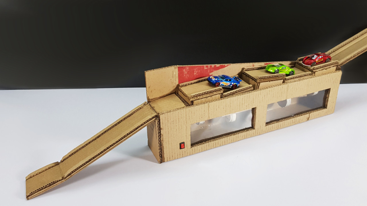 Picture of DIY - Car Track Gameplay Set
