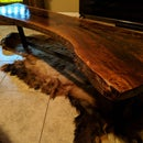 Yet Another Live-Edge Coffee Table