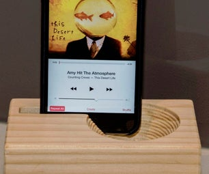 Make a Passive Amplifier for Your Phone With a X-Carve CNC