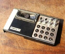 Atari Punk Calculator Organ