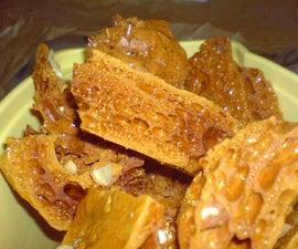 How to Make Honeycomb Treats