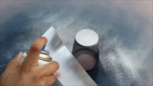 Painting Pencil Holder