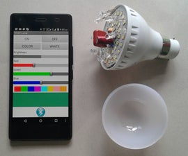 Convert $2 LED Lamp to $50 Smart Lamp