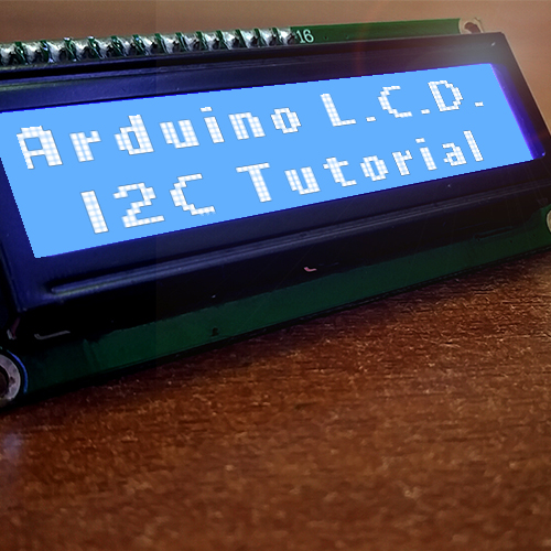 Picture of Fall in Love With I2C L.C.D. Displays.