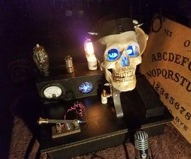 Homunculus - the Mechanical Mystical Oracle Fortune Teller