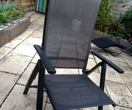 Fix a Broken Garden Chair for Free