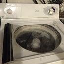 See-Through Washing Machine Lid