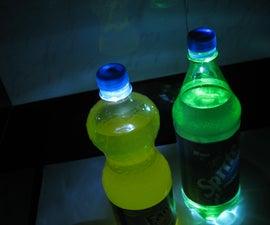 LED bottlecap
