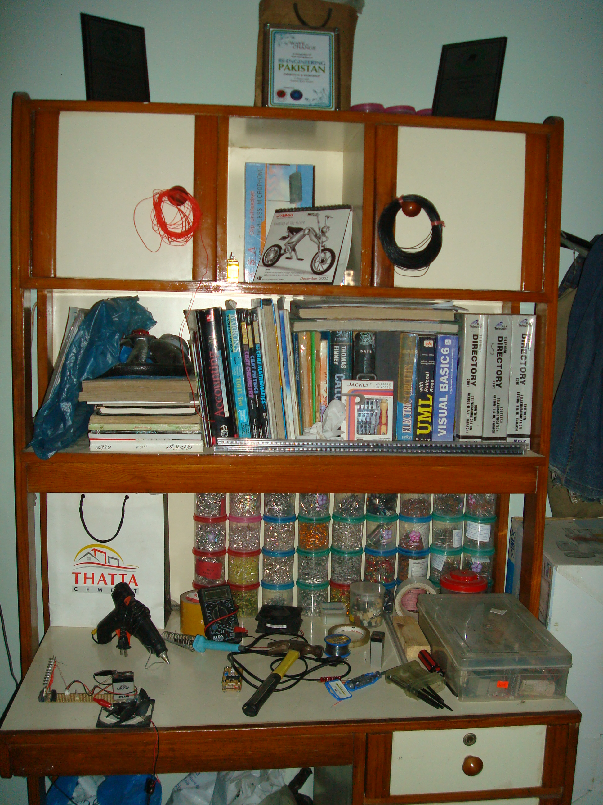 Picture of Mini Electronic Lab