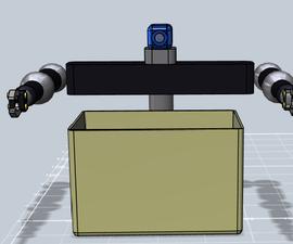 123D Laundry Robot