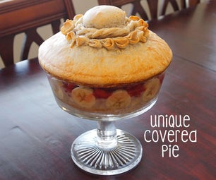 Unique Covered Pie Dessert