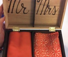 Ring Bearers/Wedding Keepsake Box