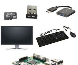 Getting Started With Raspberry Pi B+ With NOOBS OS Installation