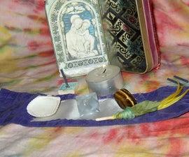 In Your Pocket Altoids Tin Meditation Kit