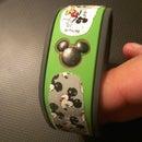 Customize Your Disney Magic Band Park Pass