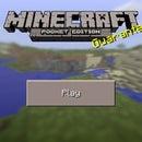Starting A Minecraft PE World