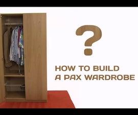 A Simple PAX Wardrobe