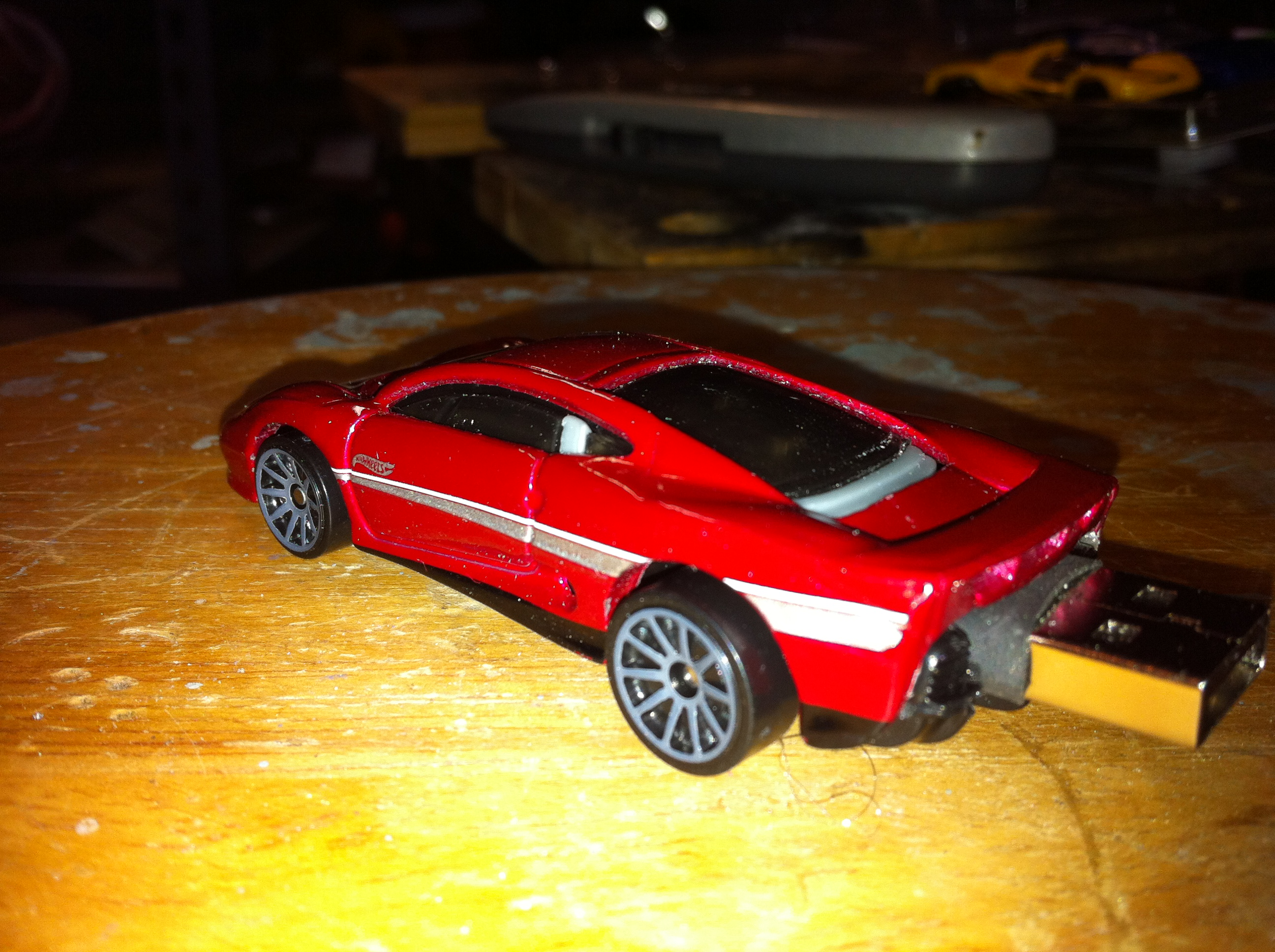 Picture of Hot Wheels Flash Drive