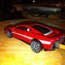 Hot Wheels flash drive