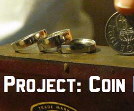 Coin Ring - DIY Tutorial