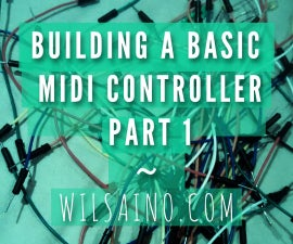 Building a Basic Midi Controller Part 1 - Easy 3 Pot (Potentiometer) Arduino Uno Effects Midi Controller (Serial-USB)... Quick,easy and cheap!