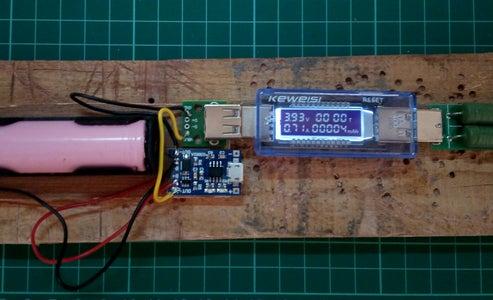 Test 3 : Laptop Batteries LG Make