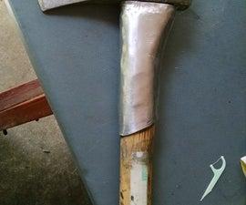 Axe handle protector