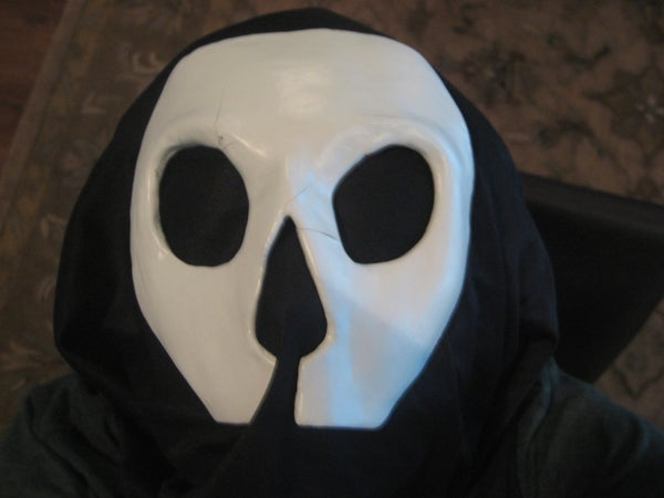 How to Make a Darth Nihilus Mask From the Game KOTOR (knights of the Old Republic)