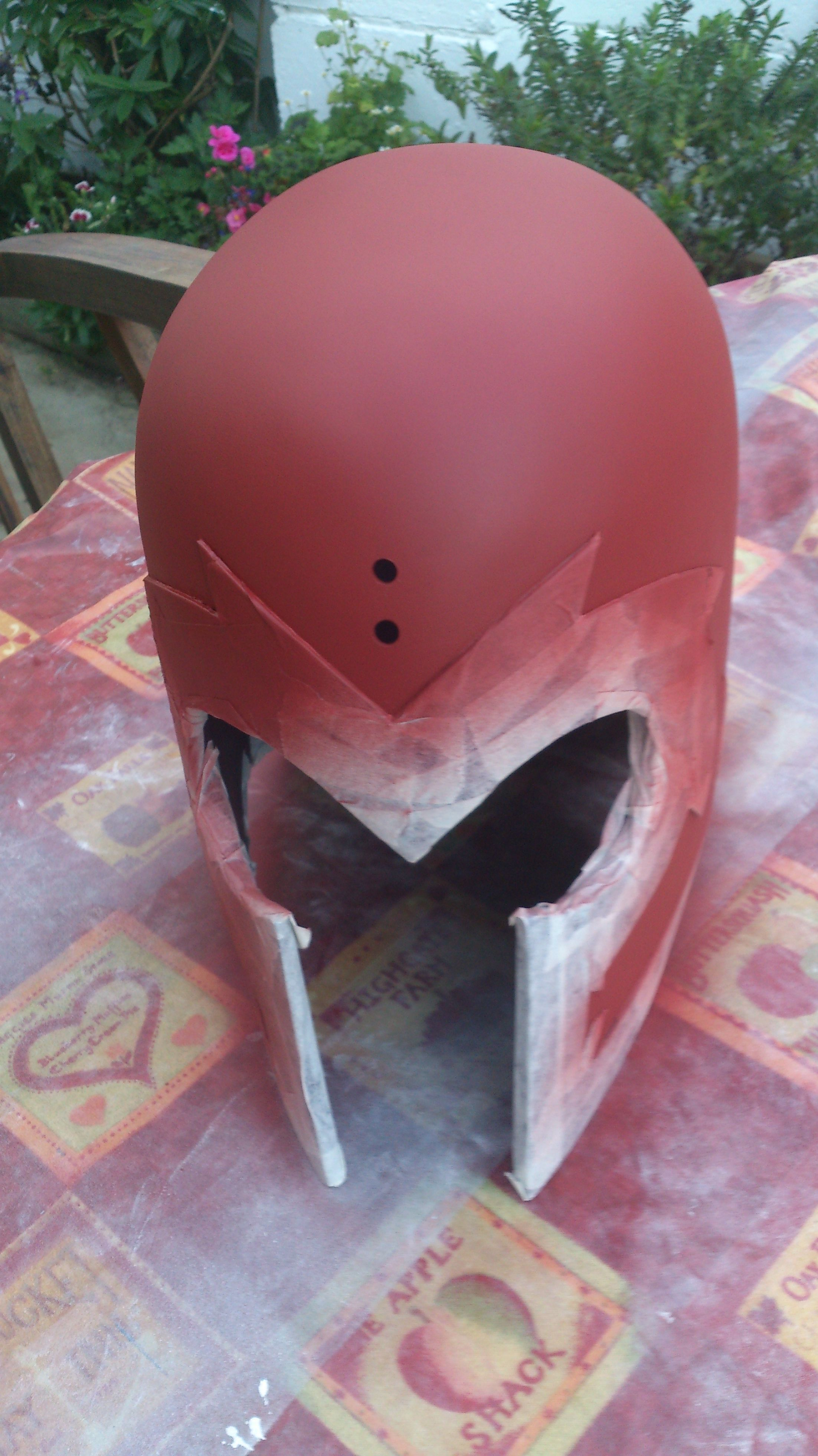 Picture of Masking and Painting