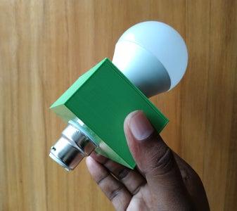 $3 Smart Bulb Holder