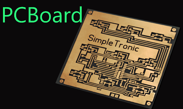 Picture of PC Board & HEX Code Download Link
