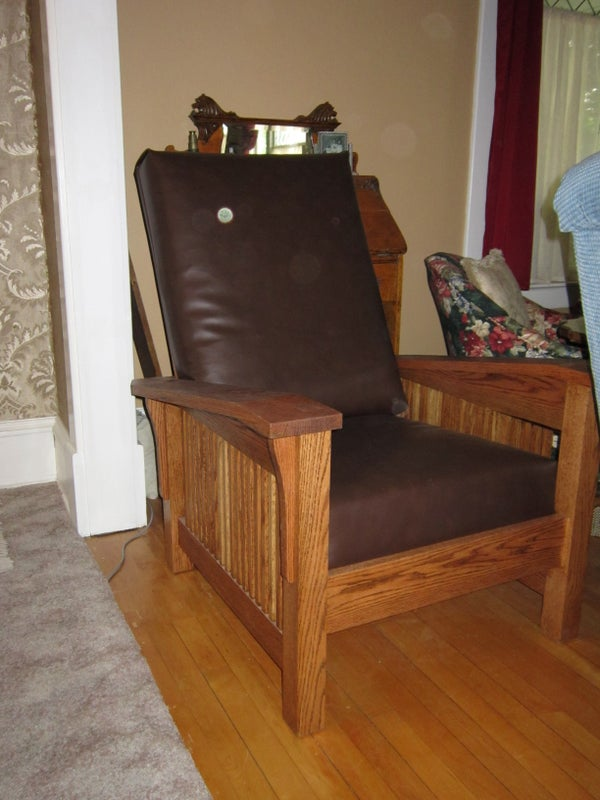 Handmade Mission Style Furniture