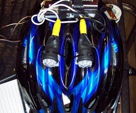Cheap High Power Helmet Light
