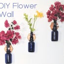 Easy Flower Wall