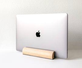 Vertical Laptop Dock