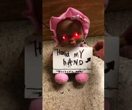 The Possessed Baby - Isabella Miller