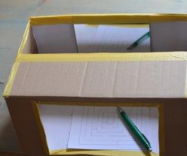 Mirror box:  Draw game