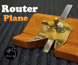 Router Plane