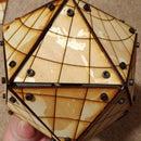 Folding Dymaxion Globe/Map