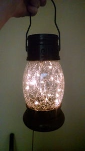 Out Door Fire Fly Lamp