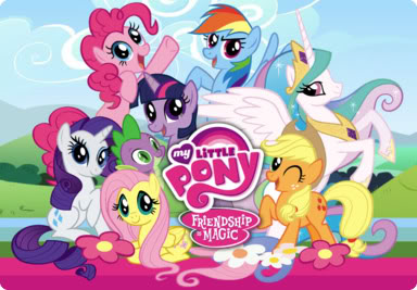 Picture of My Little Pony: Building is Magic